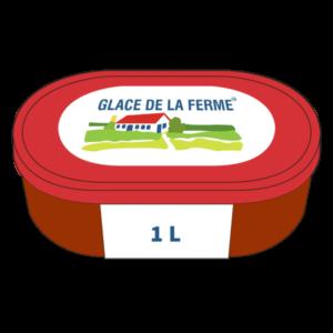 Crème glacée Rhum raisin