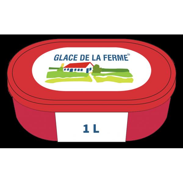 Sorbet aux Framboises-Citrons vert-Piments d'Espelette